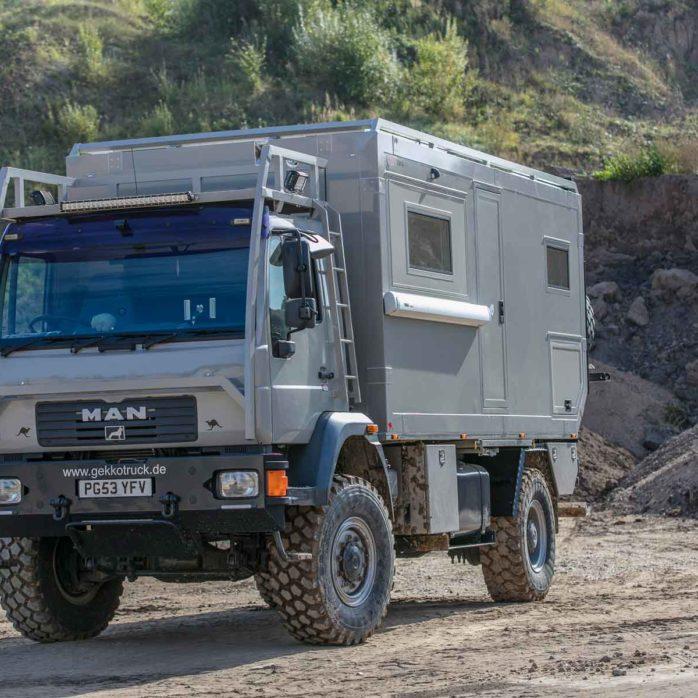Gekkotruck – günstige Weltreisemobile aus Bayern