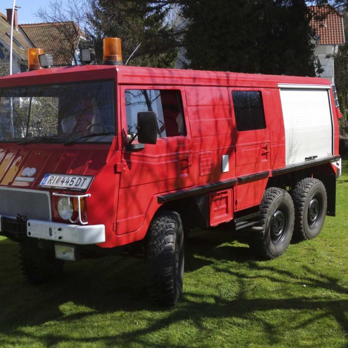 Pinzgauer 712K 6x6 Puch gebraucht zu verkaufen