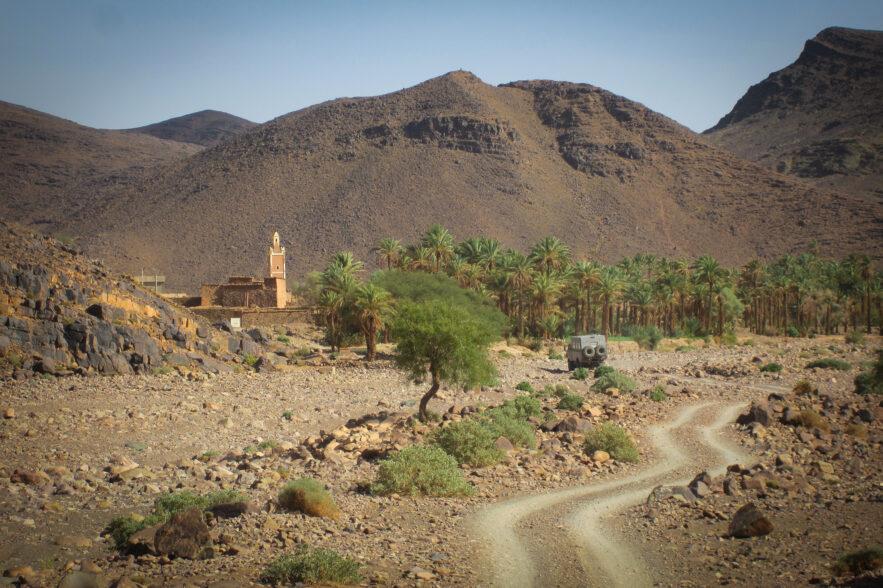 Marokko Seminar für Weltreisen-Anfänger
