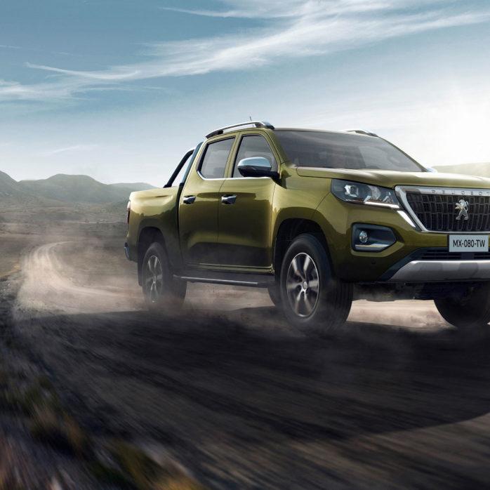 Der neue Peugeot Landtrek wird vorerst nur in Lateinamerika und südlich der Sahara rollen