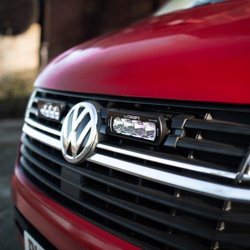 Lazer Lamp-Halterung für VW T6.1
