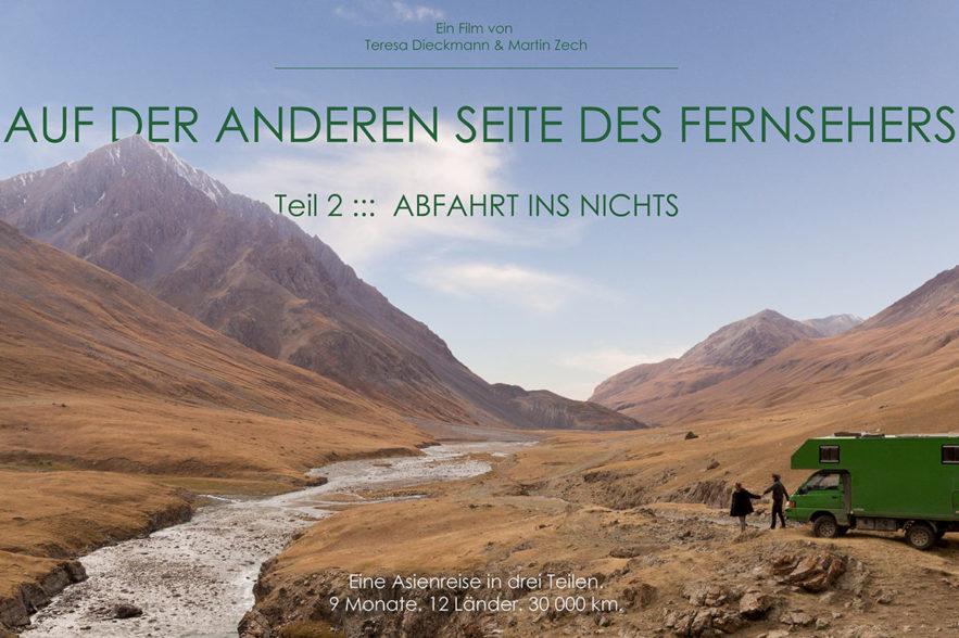 Filmplakat Martin Zech