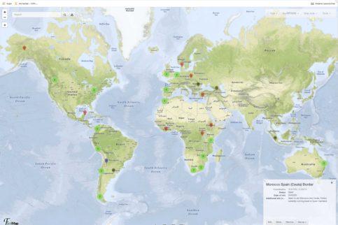Eine wachsende Community hilft gestrandeten Reisenden weltweit