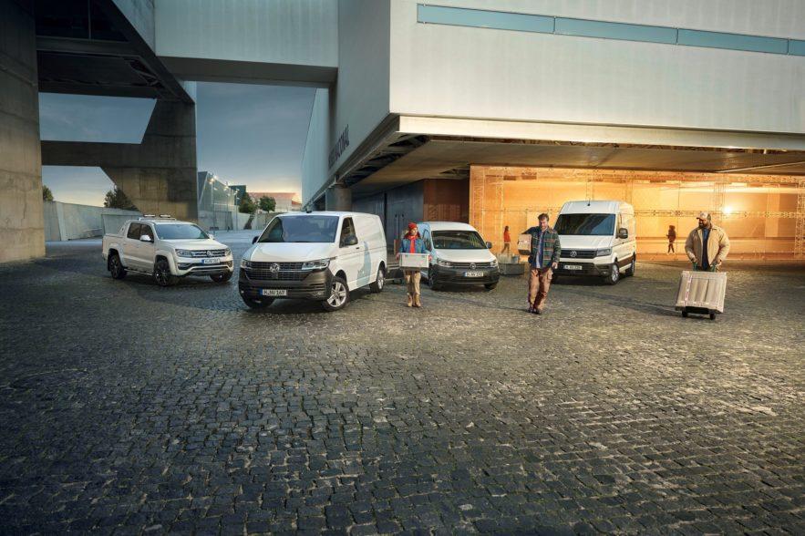 VW-Nutzfahrzeuge bietet eine kostenlose dreimonatige Garantieverlängerung an