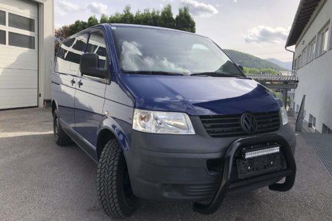 VW T5 4 Motion, Rockton, Widder, Seikel- Allrad- Camper gebraucht zu verkaufen