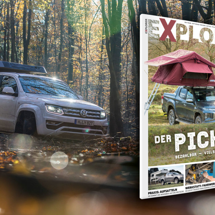 Pickup Camper Magazin Sonderdruck PDF Download