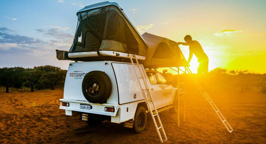 Red Sands Campers