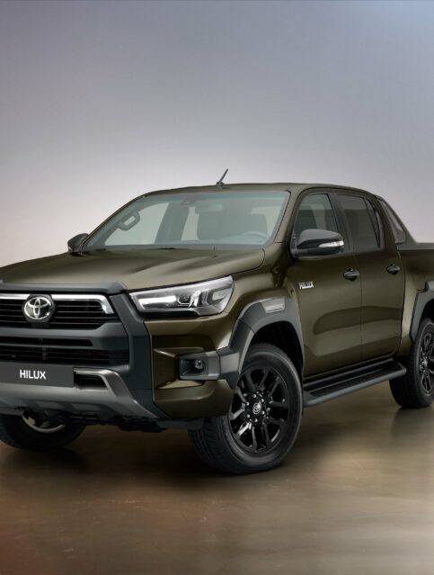 Toyota Hilux 2020 mit Facelift