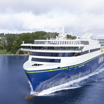 Ein Bild aus besseren Zeiten - der Fährbetrieb Kiel-Oslo-Kiel wurde Ende August 2020 eingestellt