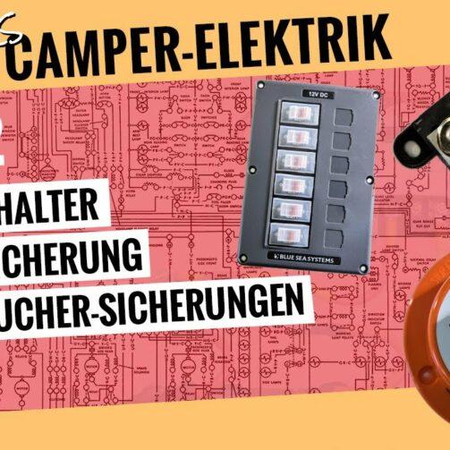 Camper-elektrik Workshop