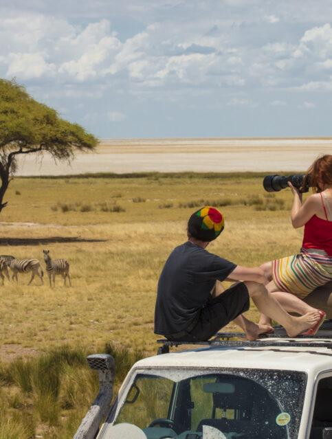 Fotografie Namibia