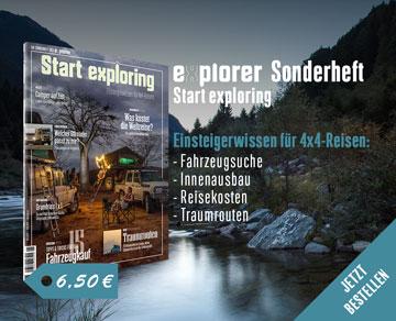 explorer Einsteiger-Sonderheft
