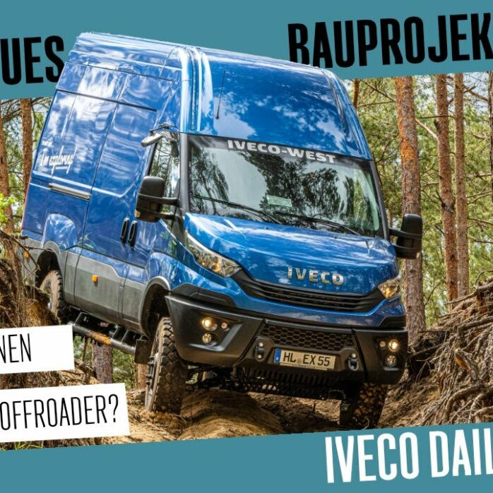 IVECO Daily 4x4 Van